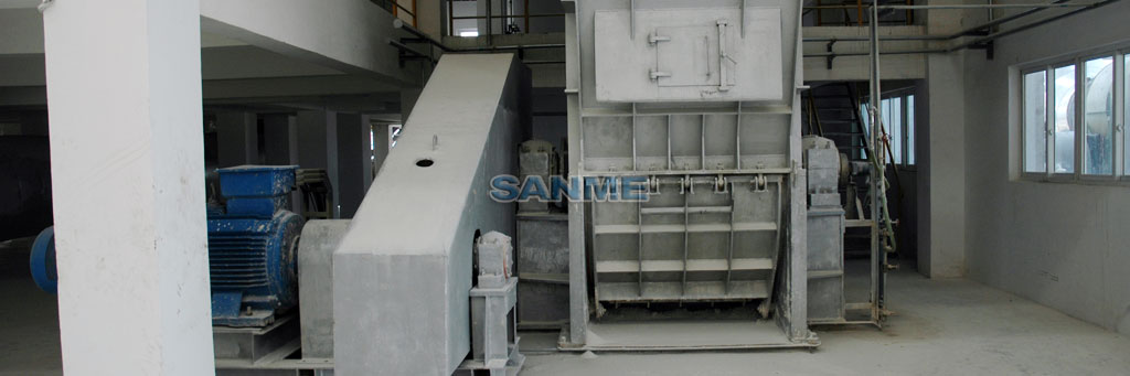 Drying Hammer Mills