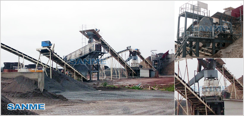 Benin Granite Production Line